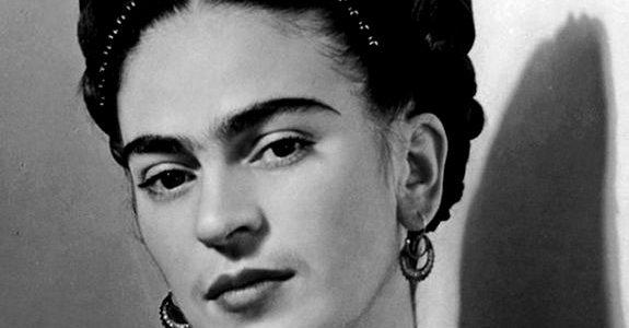 Фрида Кало. Портрет