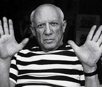 Пикассо. Портрет