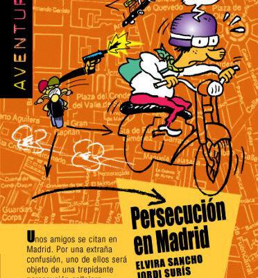 Persecución en Madrid
