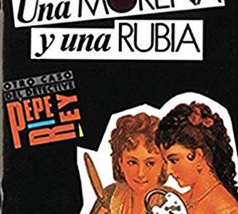 Una Morena y una Rubia